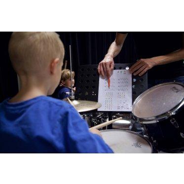 Drumschool Marco Gramsbergen